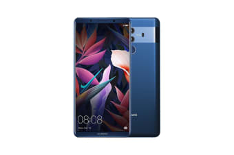 Huawei Mate 10 Pro 128GB Midnight Blue - Refurbished Good Grade