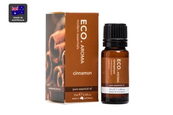ECO. Aroma Cinnamon Essential Oil (10mL)