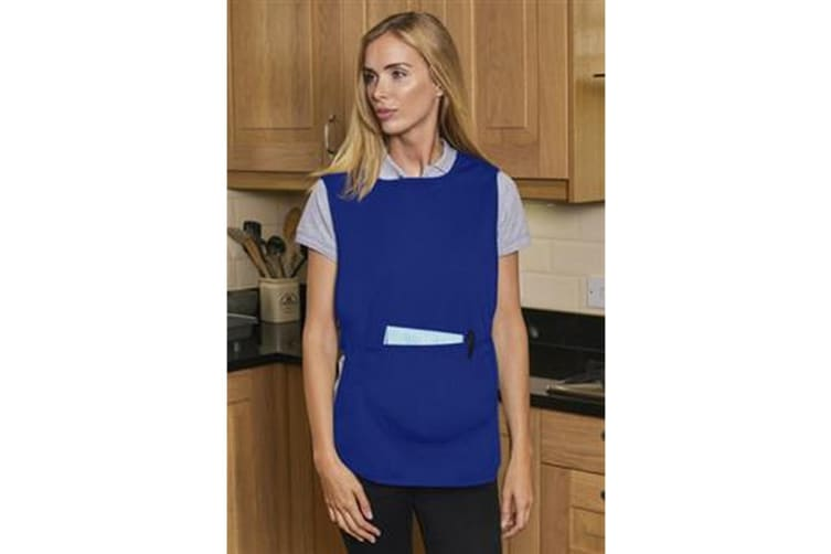 Absolute Apparel Adults Workwear Tabard With Pocket (Royal) (M)