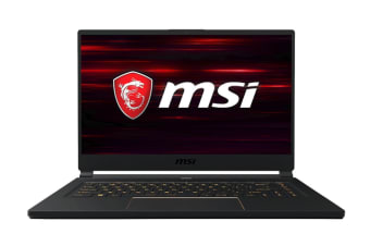 "MSI GS65 Stealth 8SG 15.6"" 144Hz Core i7 32GB 512GB SSD RTX2080 W10H Gaming Notebook"
