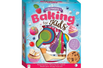 Ultimate Baking for Kids Kit