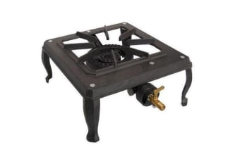Bromic Single Burner Country Cooker- Suitable For Camping & Events- CC100