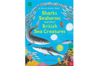National Trust - Sharks, Seahorses and other British Sea Creatures