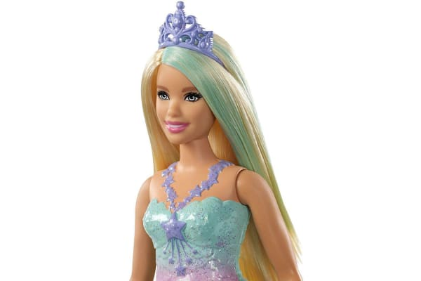 Barbie Dreamtopia Princess Doll - Rainbow Outfit