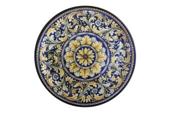 Maxwell & William's Ceramica 31cm Salerno Serving Food Platter Plate Piazza