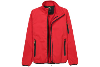 Musto Mens Crew Softshell Jacket (True Red)