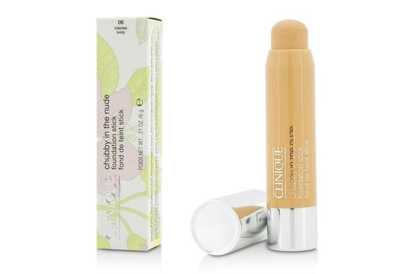 Clinique Chubby In The Nude Foundation Stick - # 06 Intense Ivory (6g/0.21oz)