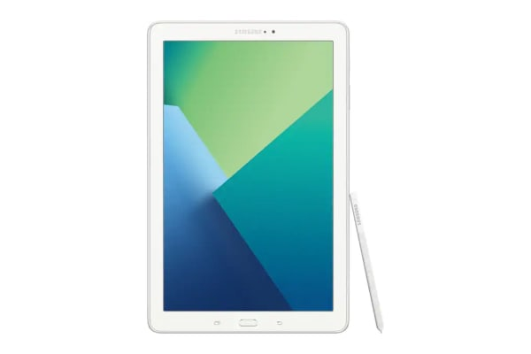"Samsung Galaxy Tab A with S-Pen 10.1"" P585 (16GB, Cellular, White)"