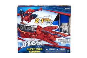 Spiderman Super Web Slinger