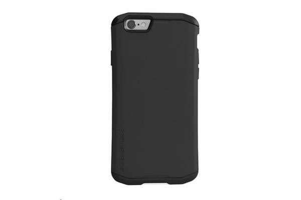 Element Case iPhone 6/6S Plus - Aura Black w/Gloss Black