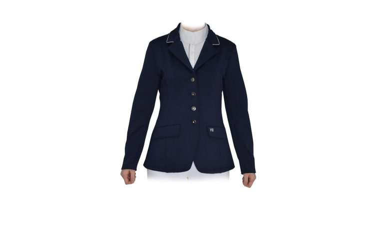 HyFASHION Womens/Ladies Olympic Competition Jacket (Navy) (S)