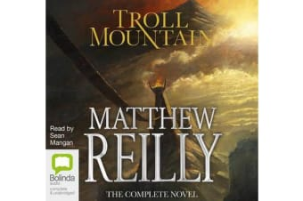 Troll Mountain - The Complete Novel
