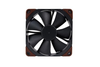 Noctua 120mm NF-F12 industrialPPC-24V-2000 IP67 PWM Fan (Max 2000RPM)