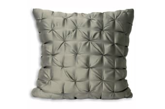 Riva Home Limoges Cushion Cover (Grey) (55x55cm)