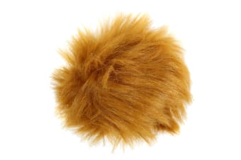Regatta Great Outdoors Womens/Ladies Mix And Match Pom Pom (Gold Cumin) (One Size)