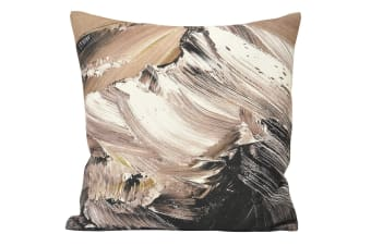 Riva Home Everest Cushion Cover (Charcoal) (45x45cm)