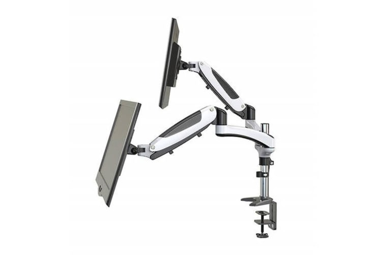 Huanuo HNDSK1  Dual Monitor Mount