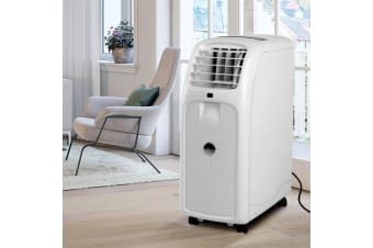 Devanti Portable Mobile Air Conditioner Fan Cooler Cooling Dehumidifier 14000BTU