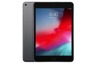 Used as demo Apple iPad Mini 4 16GB Wifi + Cellular Black (100% GENUINE + AUSTRALIAN WARRANTY)