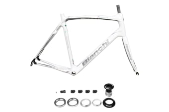 Bianchi Road C2C Infinito UCI Carbon Frameset Di2 58CM Extra Large