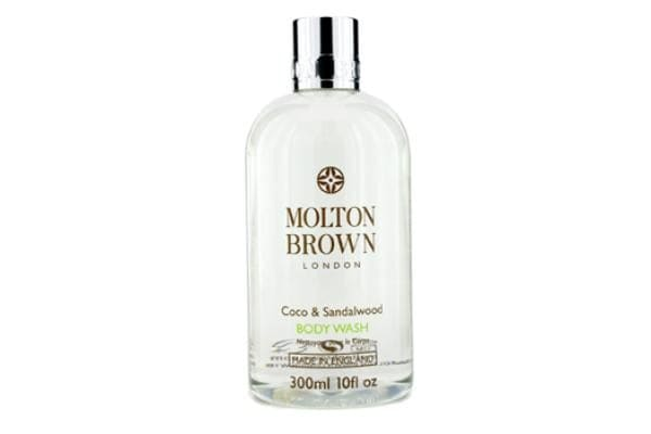 Molton Brown Coco & Sandalwood Body Wash (300ml/10oz)