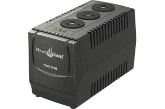 PowerShield VoltGuard AVR 3 Outlet Surge Protected Power Conditioner