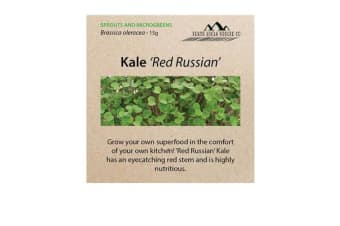 Perth Hills Veggie Co Sprouting Seeds Kale