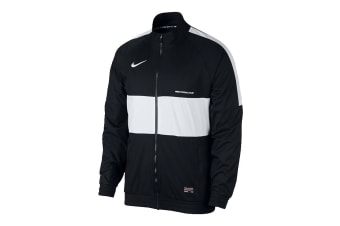 Nike F.C. Football Jacket (Black)