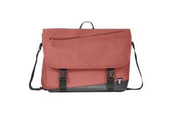 Tranzip 17in Computer Daily Messenger (Red) (14.6 x 43.2 x 30.5 cm)