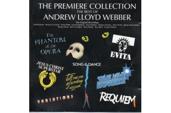 Andrew Lloyd Webber – The Premiere Collection - The Best Of  PRE-OWNED CD: DISC EXCELLENT