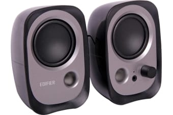 Edifier R12U USB Desktop Speakers Portable and ideal for any notebook or laptop