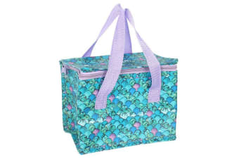 Something Different Mermaid Scale Print Cooler Bag (Multicoloured) (One Size)