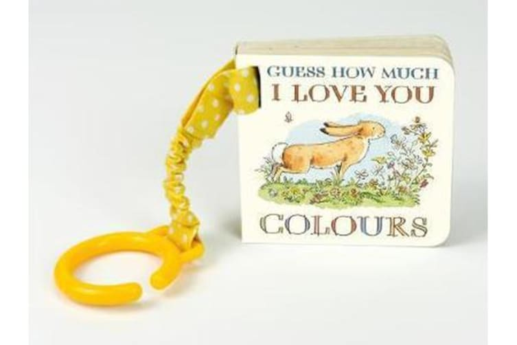 Guess How Much I Love You - Colours