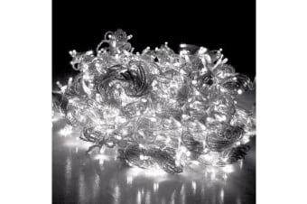 Jingle Jollys 50M 500 LED String Lights (Warm White)