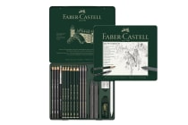 Faber-Castell PITT 19 Piece Graphite Tin Set