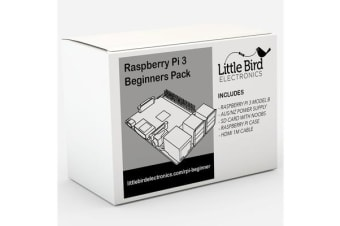Raspberry Pi 3 Beginner Kit