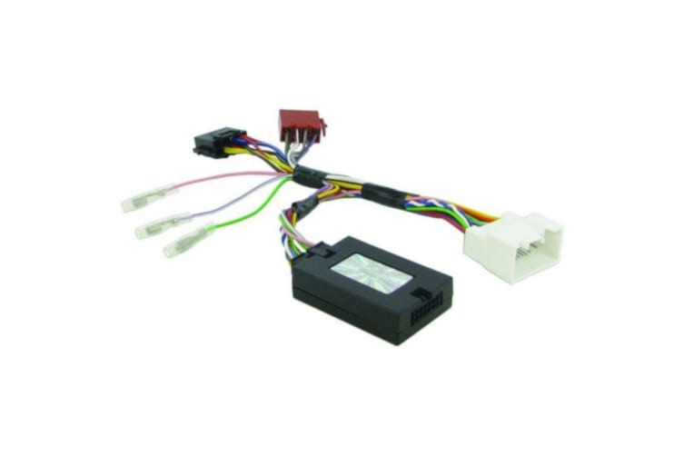 Aerpro Steering Wheel Control Harness C Mitsubishi  conjunction for plug and play