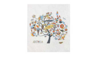Retro Kitchen Swedish Dish Cloth Australia