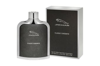 Jaguar Classic Chromite for Men EDT 100ml