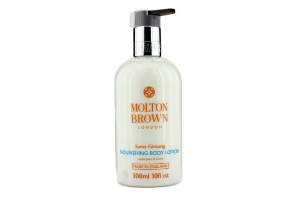 Molton Brown Suma Ginseng Nourishing Body Lotion (300ml/10oz)