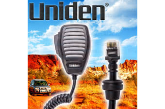 UNIDEN NEW REPLACEMENT MICROPHONE WITH CABLE & PLUG FOR UH7700NB UHF RADIO MK770