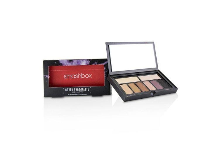 Smashbox Cover Shot Eye Palette - # Matte 7.8g/0.27ooz