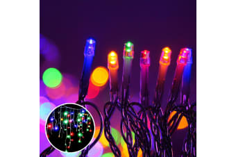 Jingle Jollys 800 LED Icicle Lights Christmas Outdoor Fairy String Party Wedding