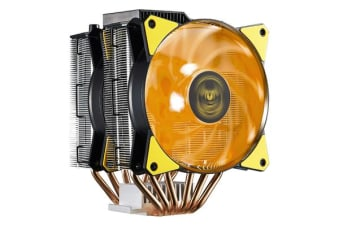 Cooler Master MasterAir MA620P TUF Edition RGB CPU Cooler with 2 X 120MM RGB LED PWM Fan