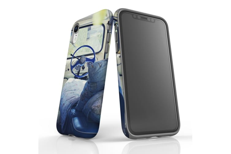 For iPhone XR Protective Case Unique Phone Cover  Camping
