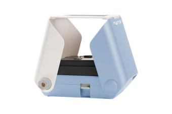 Tomy KiiPix Portable SmartPhone Printer - Sky Blue