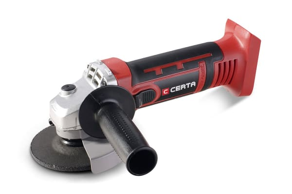 Certa PowerPlus 18V Angle Grinder (Skin Only)