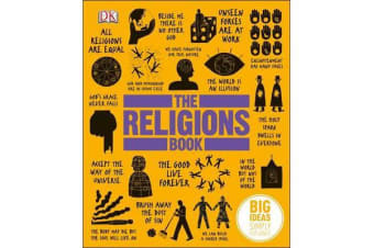 The Religions Book - Big Ideas Simply Explained