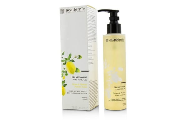 Academie Aromatherapie Cleansing Gel - For Oily To Combination Skin (200ml/6.7oz)