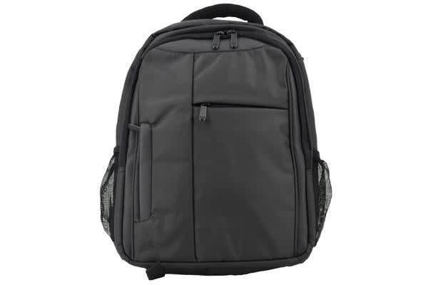 "Luckysky Backpack for 14.1""-15.6"" Notebook / Laptop (Black) With padded laptop compartment"